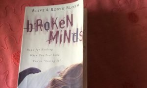 Broken Minds - book cover