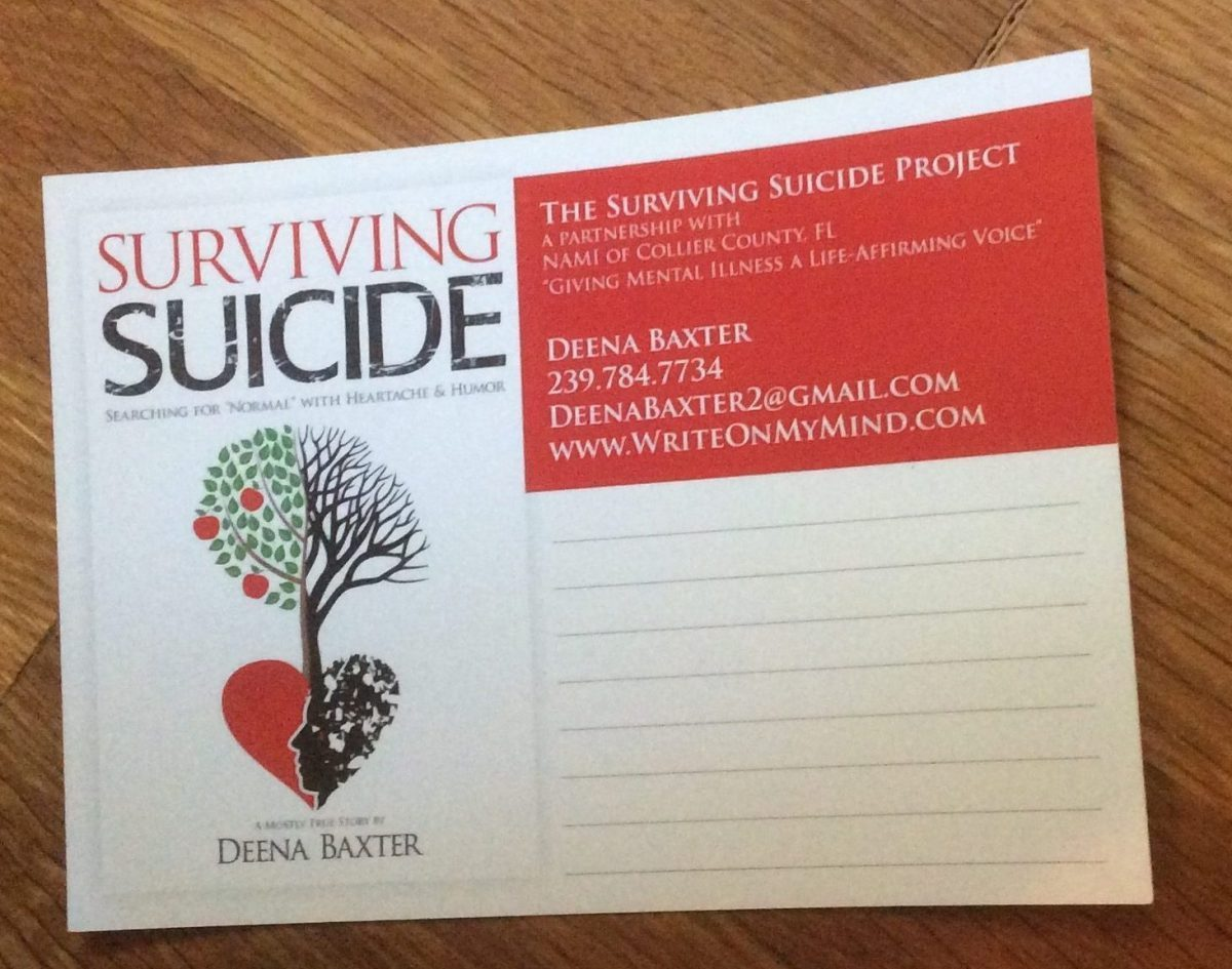 Surviving Suicide